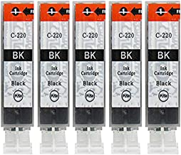 Compatible PGI-220 CLI-221 Ink Cartridge for IP3600 IP4600 IP4700 MX870 MP550MP560 MP620 Printer