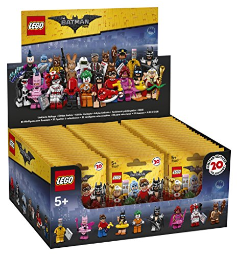 LEGO - 71017 - Minifiguras Serie «The Batman Movie»