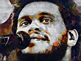 Posters-Galore The Weeknd Alternative R&B Art Print Poster