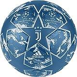 adidas Finale JUVE Min Ballons Match Football Men's, Unity Blue/Aero Blue s18, 1
