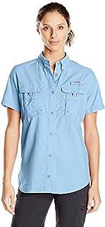 قميص نسائي بأكمام قصيرة من Columbia Bahama