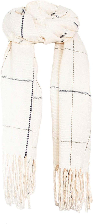 Women's Long Plaid Choice Scarf Oversized Chun Winter Warm Manufacturer OFFicial shop Blanket Fall