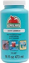 Apple Barrel 22487E Acrylic Paint, 16 oz, Caribbean
