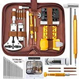 Watch Repair Tools Kits, Kingsdun Upgraded Version 149pcs Watches Battery Replacement Watchband Link Remover...