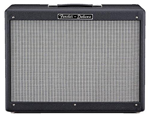 Fender Hot Rod Deluxe 112 Enclosure 80-Watt 1x12-Inch Guitar Amp Cabinet - Black