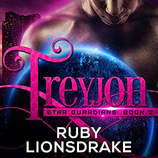 Treyjon     Star Guardians, Book 2              Written by:                                                                                                                                 Ruby Lionsdrake                               Narrated by:                                                                                                                                 Vivienne Leheny                      Length: 5 hrs and 41 mins     3 ratings     Overall 5.0