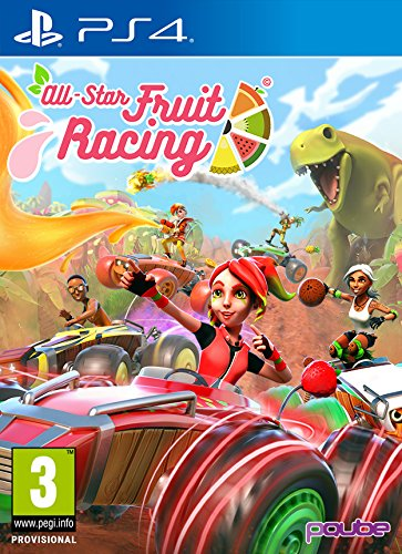 All-Star Fruit Racing - PlayStation 4 [Edizione: Regno Unito]