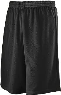 Augusta Sportswear Kids' Augusta Youth Longer Length Mini Mesh League Short