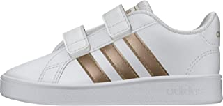 adidas Grand Court I, Zapatillas de Estar por casa Unisex bebé