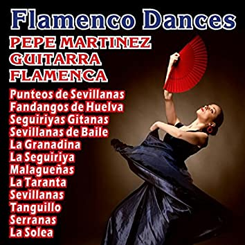 Spanish Guitar - Flamenco Dances