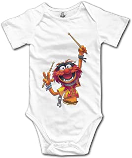 RTGreat The Muppets Unisex Baby Bodysuits Jumpsuits