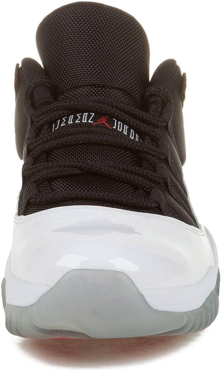 jordan 11 negro con blanco