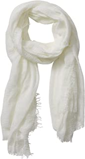 Tickled Pink womens Classic Soft Solic Lightweight Oblong Scarf Fashion Scarf