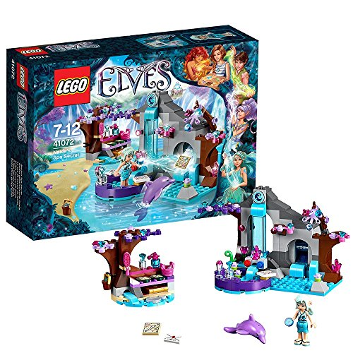 LEGO Elves 41072 - Naidas geheimnisvolle Quelle