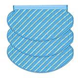 yeedi Recambios de toallitas lavables x3 para Vac Hybrid / Vac...