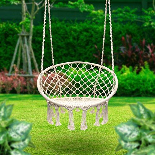 Sorbus Hammock Chair Macrame Swing