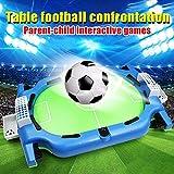 KKMA Mini Tischplatte Fußball Shoot Spiel Set Desktop Fußball.