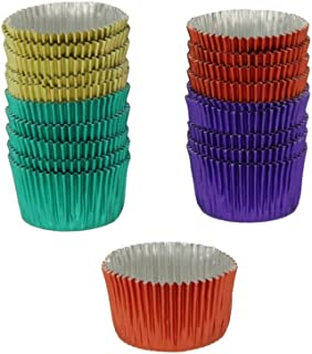 Metaltex Moldes para Bombones Conjunto de 20, ALU, 3,5 cm
