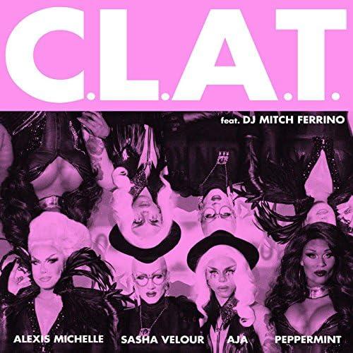 Aja, Alexis Michelle, Peppermint & Sasha Velour