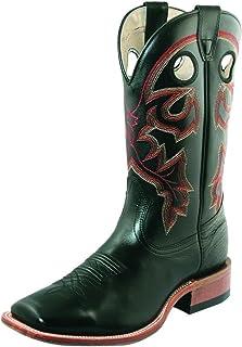 American Boots - Cowboy Boots BO-7063-65-E (Normal Walking) - Men - Black