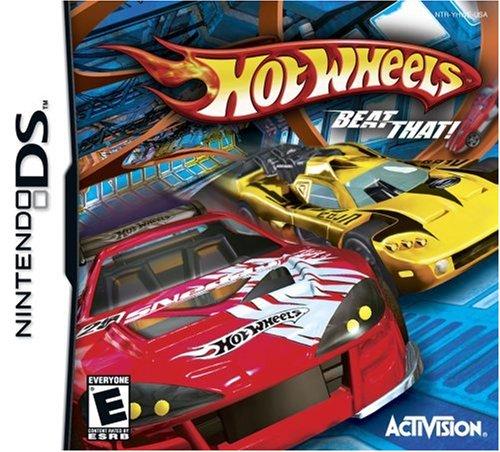 Hot Wheels: Beat That - Nintendo DS