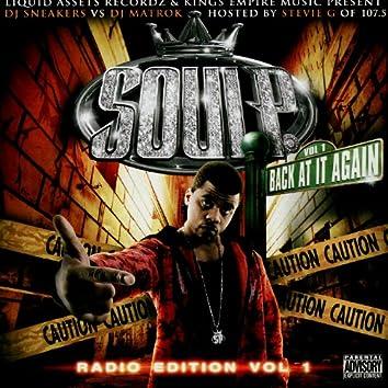 Soul P. Vol 1: Back At It Again