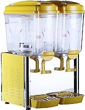 Distributeurs de Boissons Machine Machine à jus Commerciale Chaud et Froid Cafétéria à Double Usage Automatique Boisson th...