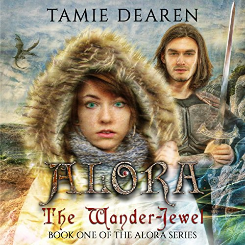 Alora: The Wander-Jewel audiobook cover art