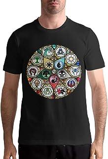 maichengxuan MTG-Magic The Gathering - Camiseta de algodón para hombre