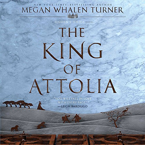 The King of Attolia (Queens Thief s…