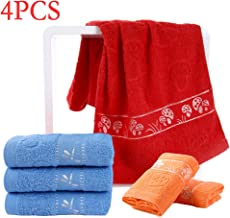 65 centimetri di diametro, Rosso Asciugamani con 3 motivi di alberi di Natale 100/% cotone Tovagliolo da t/è Lavabile in lavatrice Cucina // Bagno Ottimo design Rotondo con clip