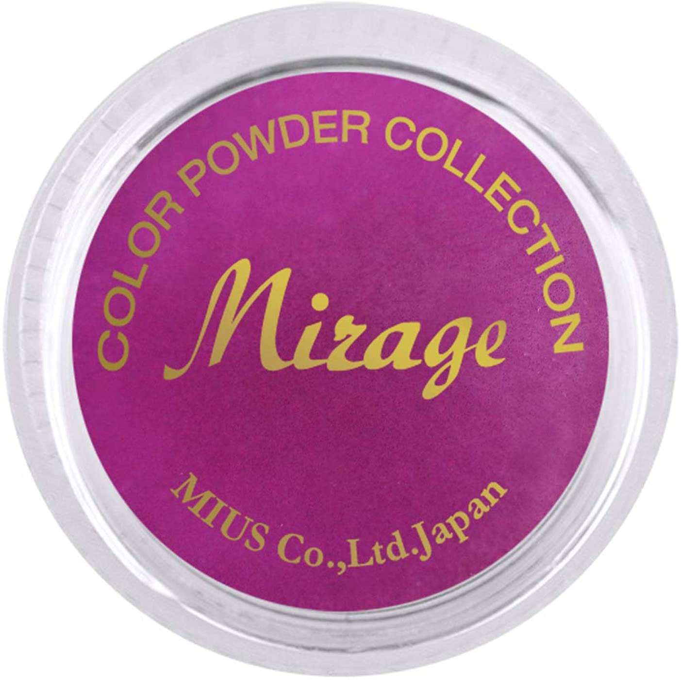 記念体系的に最も早いMirage カラーパウダー7g N/SWC7
