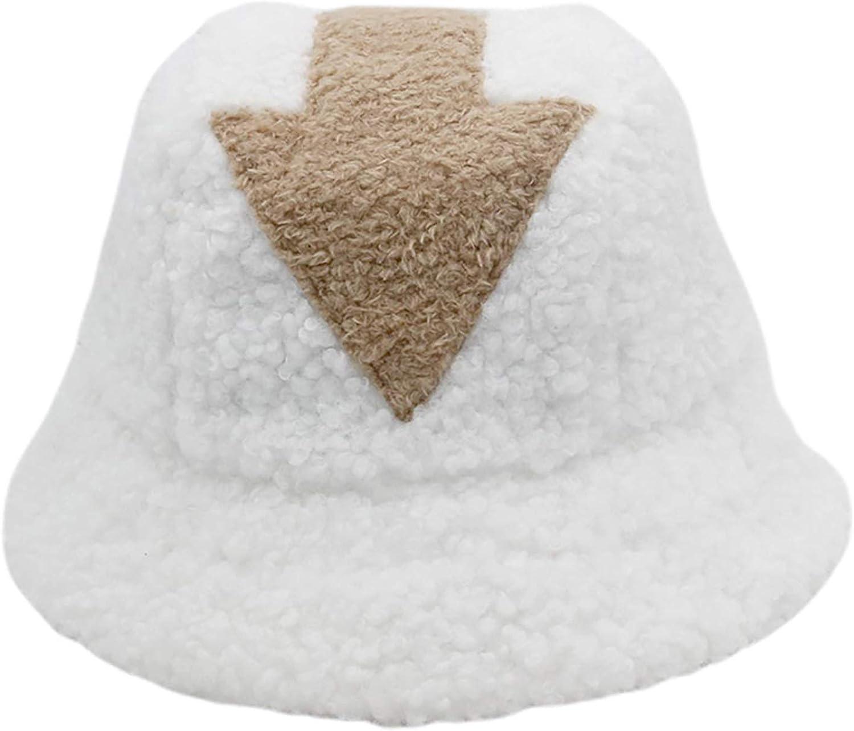Avatar Appa Bucket Hat Gifts Winter Warm Women for Gorgeous Unisex Plush A