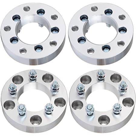 Billet Wheel Adapter 5x135 to 5x4.5 Thickness 1.5 Inch Pair