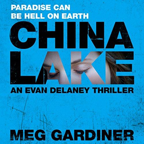 China Lake audiobook cover art