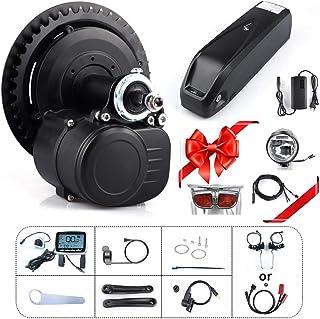 TongSheng TSDZ2 36 V 250 W 350 W 48 V 500 W momentsensoriserad DIY eBike Mid Drive vev motor kit elektrisk cykel central m...