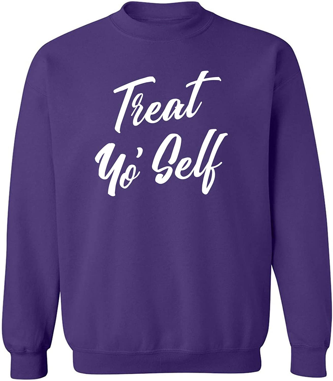 Treat Yo' Self Crewneck Sweatshirt