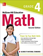 McGraw-Hill Education Math Grade 4, Second Edition PDF