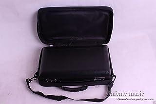 Yinfente Oboe Case Black Color Hard case Oboe Bag Carry Oboe Light Strong Soft bag back Strap