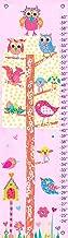 Oopsy daisy, Fine Art for Kids Little Owls Growth Chart, 12