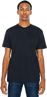American Apparel Men's Poly-Cotton Short Sleeve Crew Neck