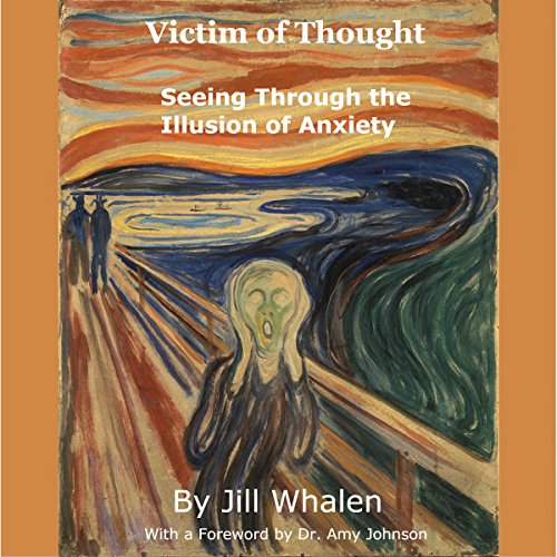 Victim of Thought audiobook cover art