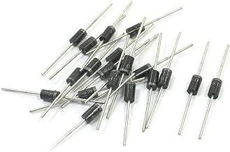 Diodo rectificador - TOOGOO(R) 20 pzs Diodo rectificador de barrera Schottky de montaje de agujeropasante 60V 5A SR560