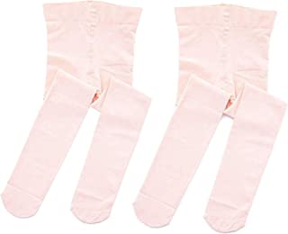 Girls' Ultra Soft Pro Dance Tight/Ballet Footed Tight...