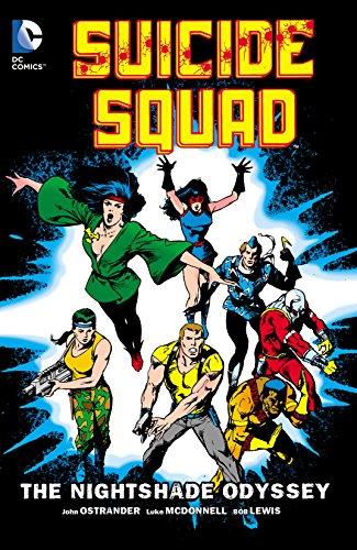 Suicide Squad (1987-1992) Vol. 2: The Nightshade Odyssey (English Edition)