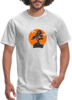 Miyagi Bonsai Tree Men's T-Shirt