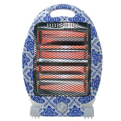 Calentador Radiador Cuarzo 400 800W Infrarrojo Halógeno