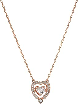 Sparkling Necklace Heart