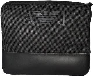 5522S borsa uomo ARMANI JEANS portadocumenti nero laptop bag man