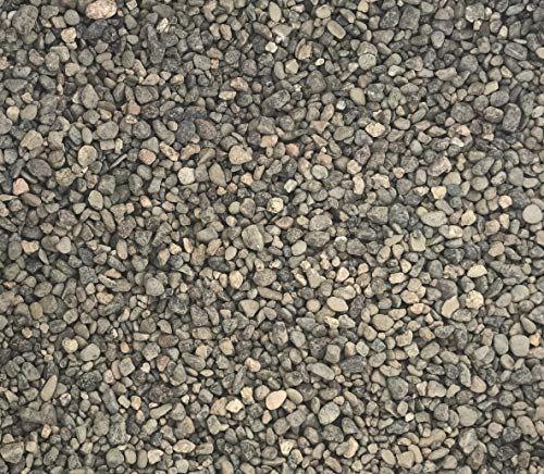 MIGHTY109 GREYS Pea Gravel / 160 gallons BOX CAR SPECIAL